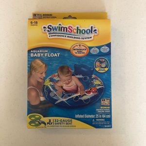Swim School Confidence Building